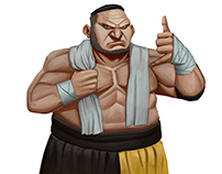 Samoa Joe - WWE
