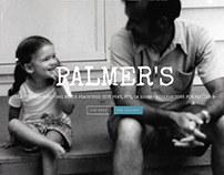 Palmer's Restaurant Website