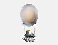 """""""Bnavan"""" Eggs"""