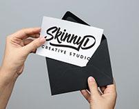 SkinnyD Branding