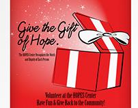 Hopes Center volunteer project