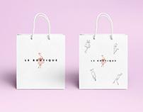 Le boutique identity