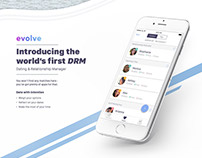 Evolve - Dating & Relationship Manager