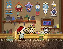 Pinocchio 8-bit