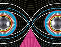 Eye Disco SXSW Poster