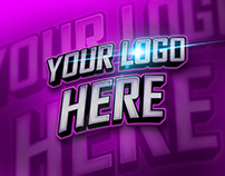 Free Mascot Logo Mockup