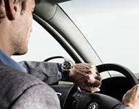 Škoda Auto wristwatches