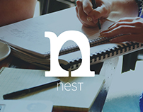 Logotype Nest