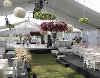 JW Marriott wedding ceremony