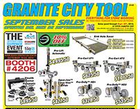 Granite City Tool September Fabrication Flyer 2014