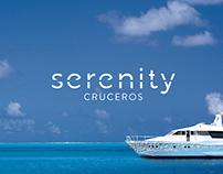Serenity Cruceros | Branding & Web