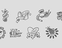 Tattoos para a Pitú