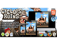 HTML5 Game: Cyclops Ruins