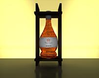 Diseño Botella Licor Topaipí