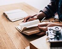 Where writers go to write