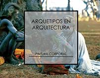 ARQU-2201/ARQUETIPOS EN ARQU 2014-01/PINTURA CORPORAL