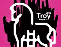 Troy poster exhibition / Turchia 2018