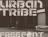 Urban Tribe Free Font