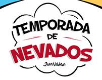 Temporada de nevados Juan Valdez