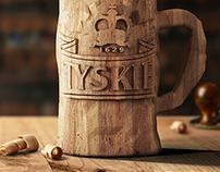 Tyskie - Polish Brewery (concept)