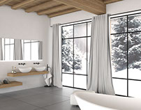 Visualization - bathroom