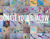 Donate your Shadow - Converse
