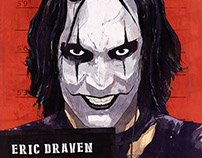 The Crow (regular)