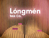 Longmen  |  Exhibition stand