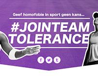 #TeamTolerance Campaign