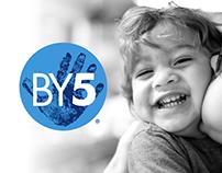 BY5 Early Childhood Development Branding