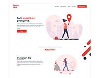 Beuatico App - User Interface Design