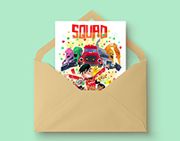 """Sprout"" + ""Universal Kids"" Holiday Cards"