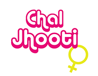 Chal jhooti iPhone 7 Covers