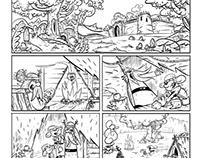 Mali Kajko i Kokosz / komiks