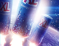 XL Energy Drink advertising campaign