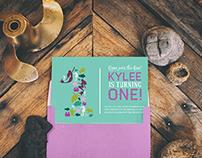 Kylee's First Birthday