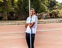 Paralympics Sportsperson for GoSports Foundation