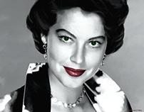 Ava Gardner Portrait #1