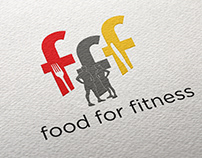 Food For Fitness (Concept)
