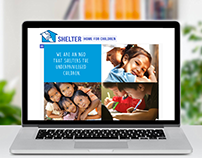 Website Redesign : Shelter Home Malaysia