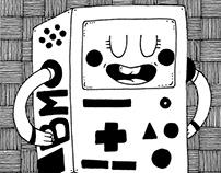 BMO (Adventure Time) fanart