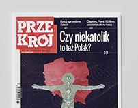 """Cover for """"Przekrój"""""""