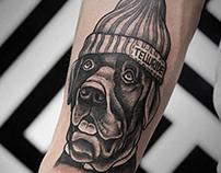Beautiful Tattoo Art