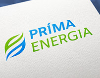 Príma Energia Corporate Identity