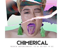 CHIMERICAL - Women Empowerment (Graduation Project)
