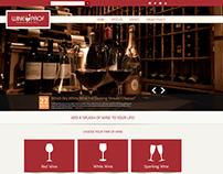 WineProf Website