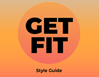 Get Fit - Style Guide