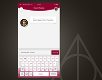 Daily UI Challenge 013: Direct Messaging