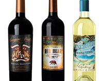 Wine Label Designs