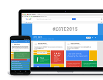Google for Education at ISTE 2015